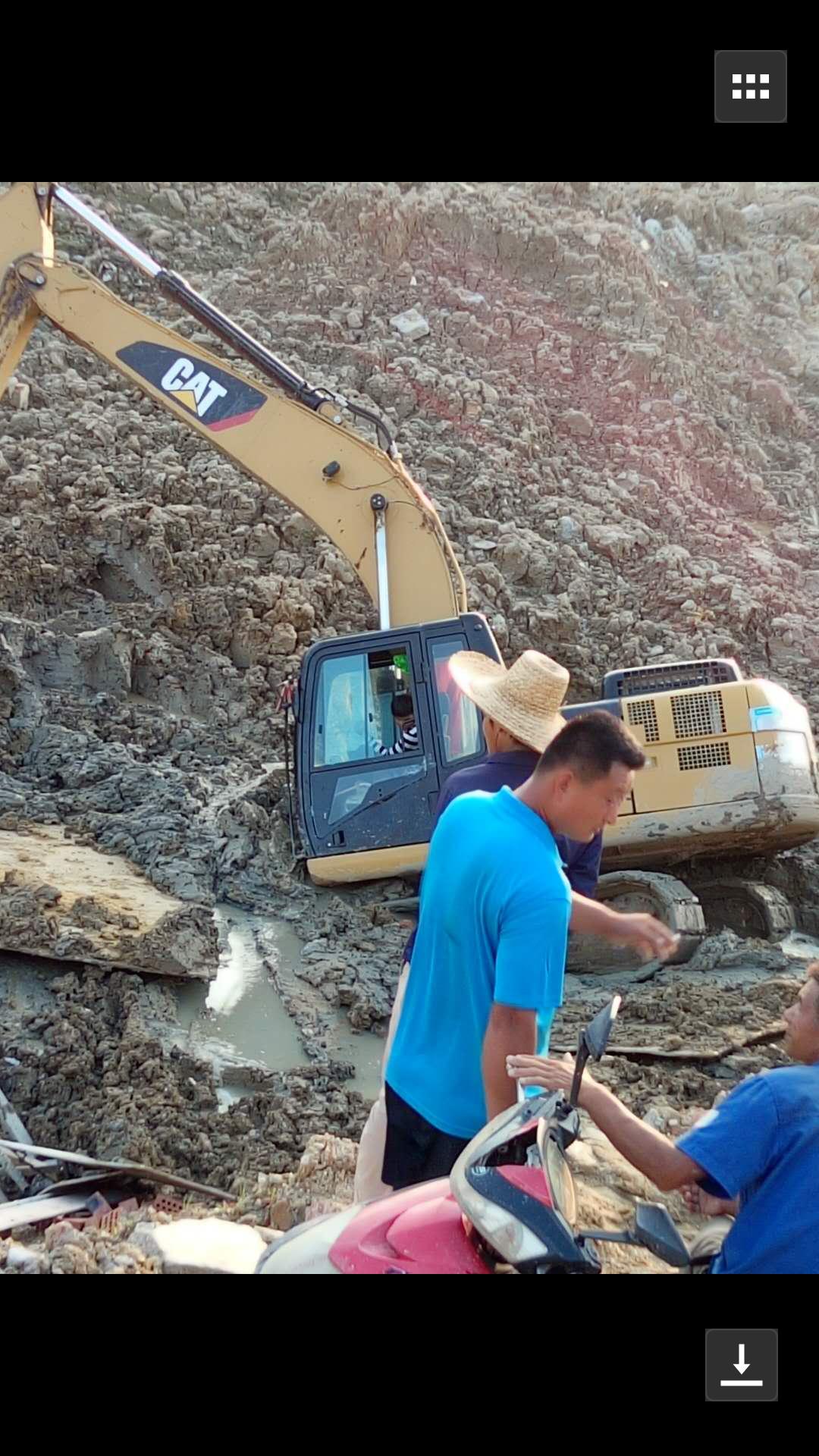 卡特陷入深泥坑