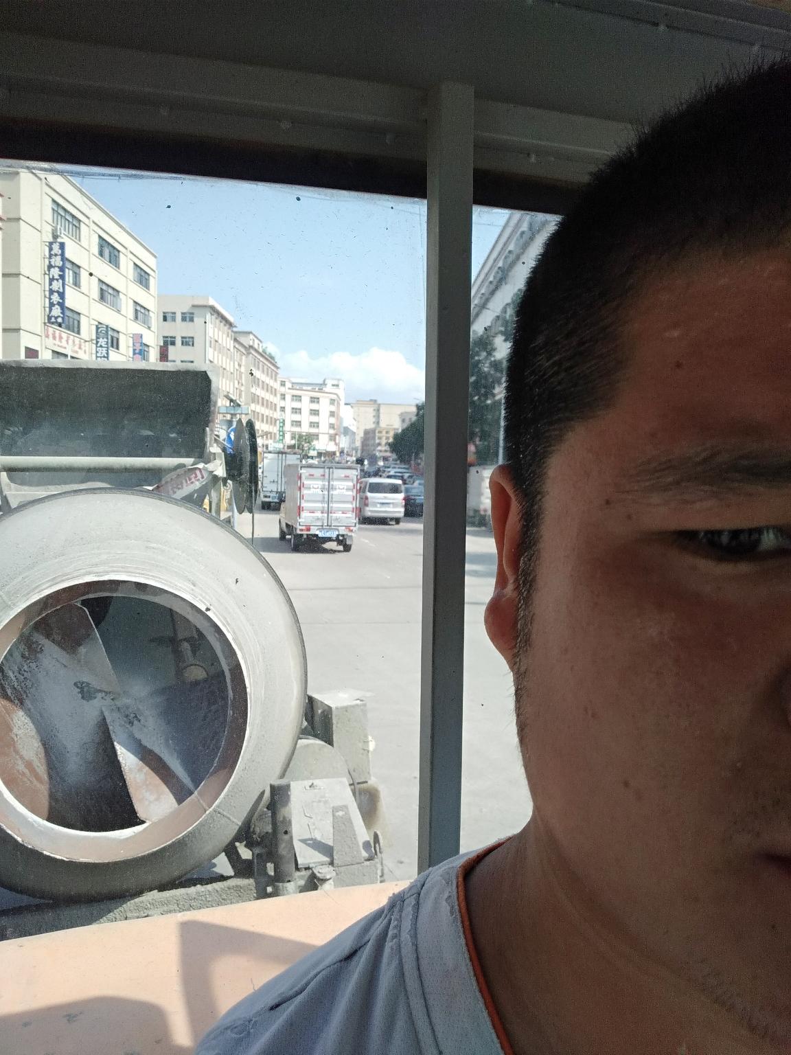 【我的铁甲日记第40天】拖搅拌机