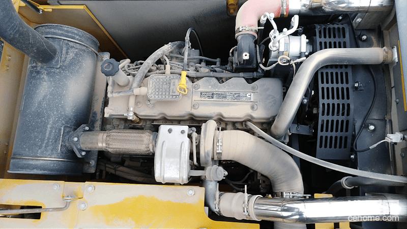 广西康明斯QSB7    135KW发动机挺省油的