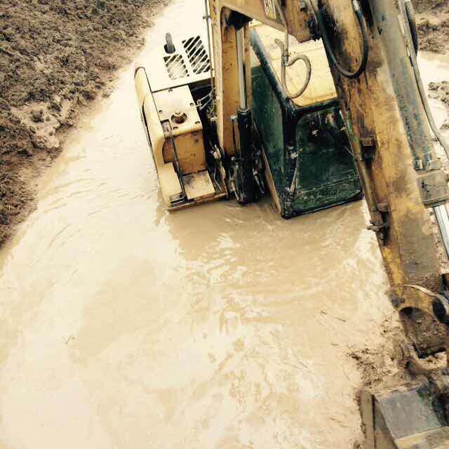 开挖掘机不止是一门技术,还是一门艺术!