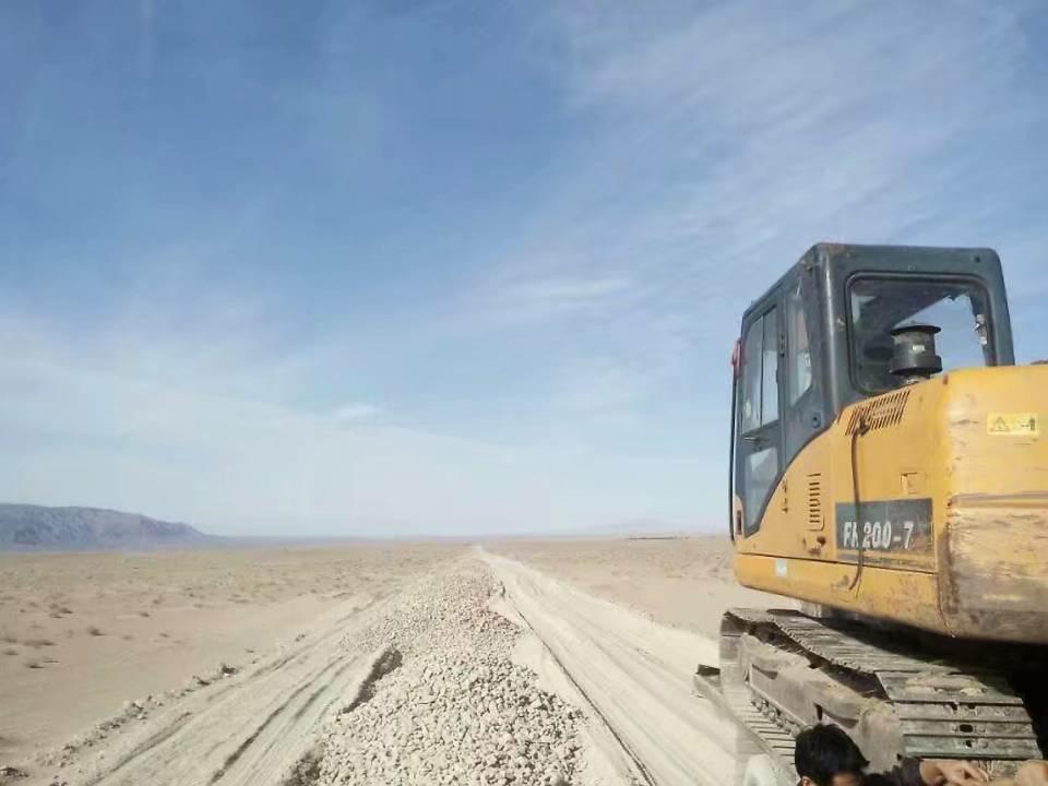 国产挖机福田雷沃FR150-7使用报告