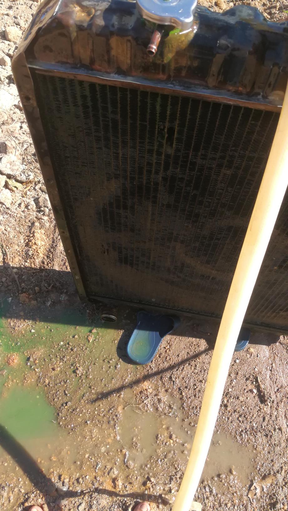 水箱高温处理加大保健