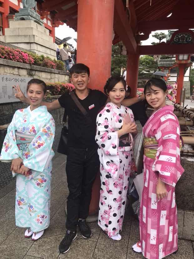久保田总部日本之旅