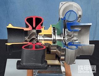 【动力改变世界】柴油机发展史之涡轮增压器的应用