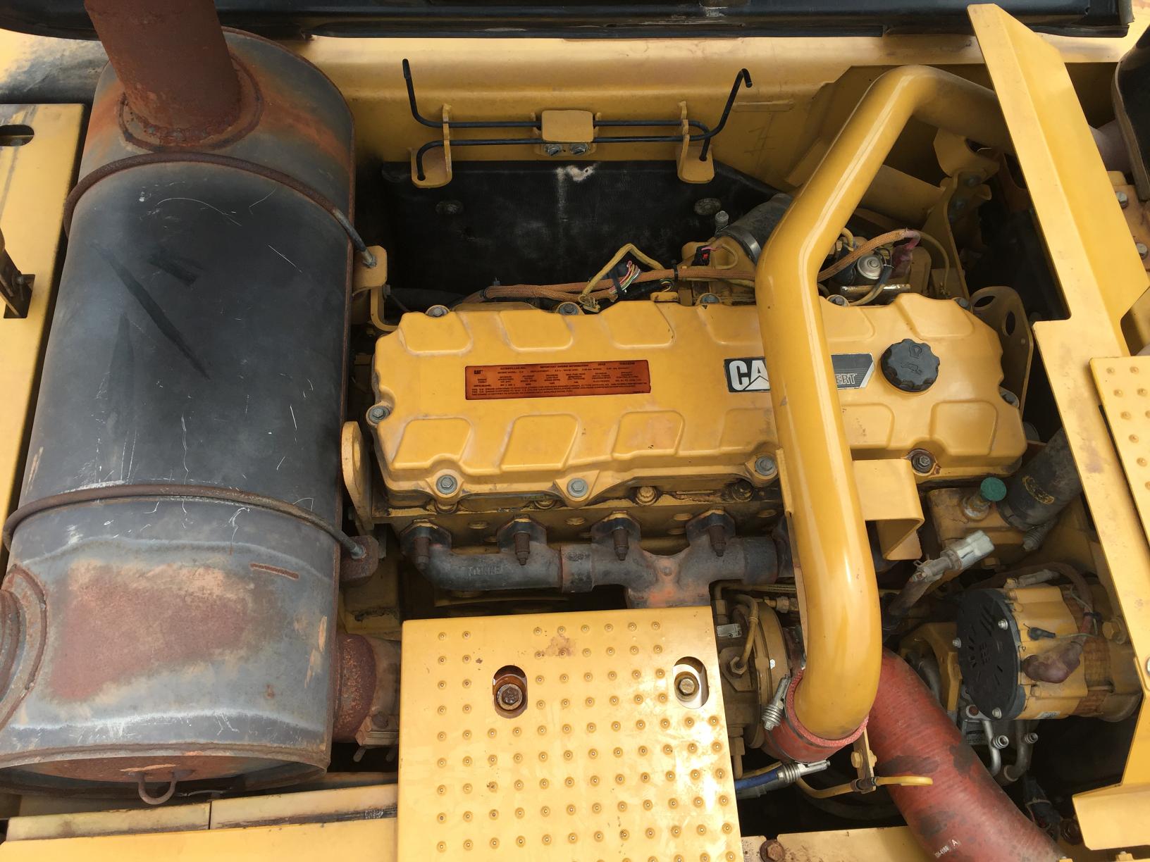 挖掘机的四大系统、三大装置你都了解吗?