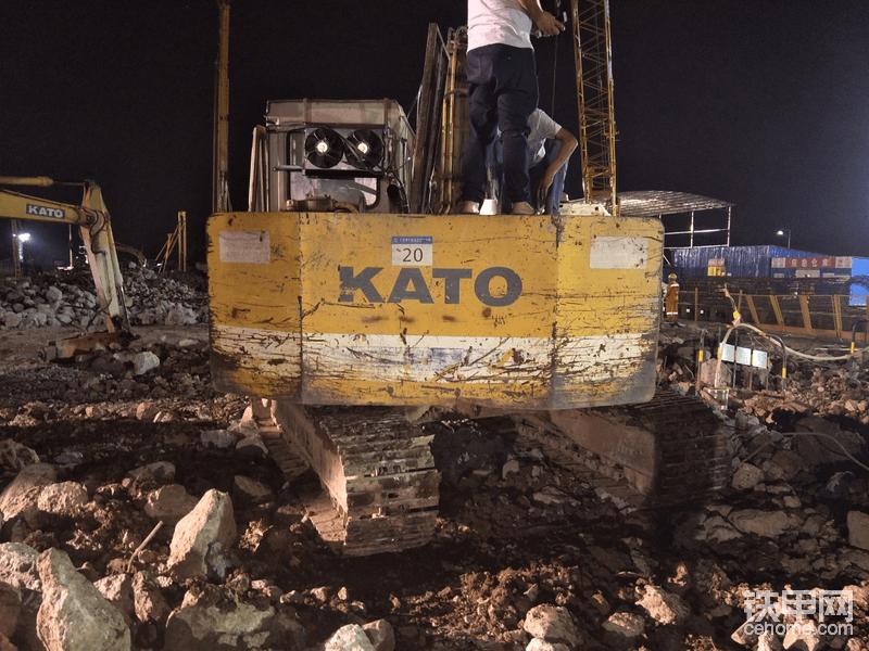 加藤挖掘機-帖子圖片