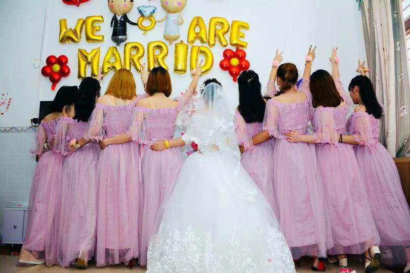 女盆友结婚了,新郎不是我