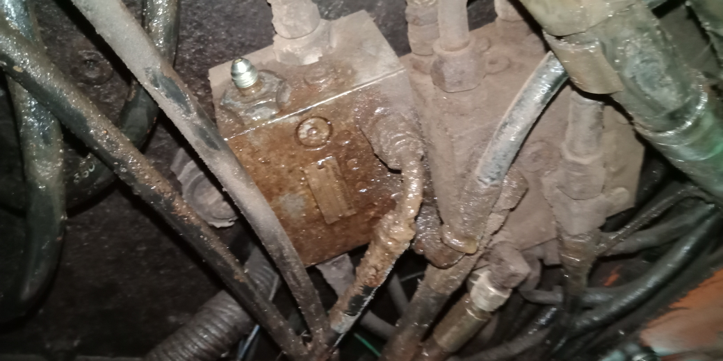 低压油路配件的认识与维修