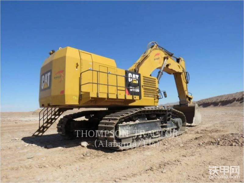卡特彼勒6015B矿用挖掘机