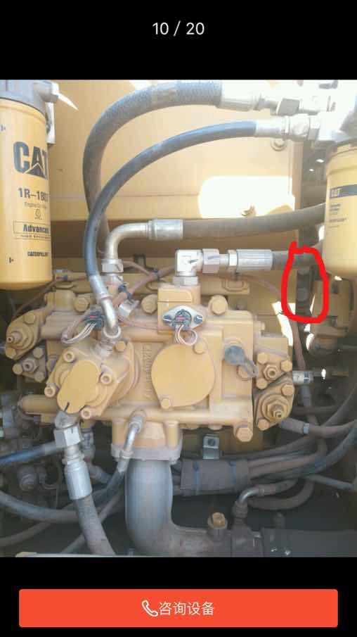 请问下大家这俩堵头可以接破碎管回油吗?