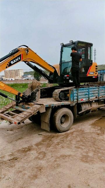6年的艰辛按揭买完挖机被这个行业排挤