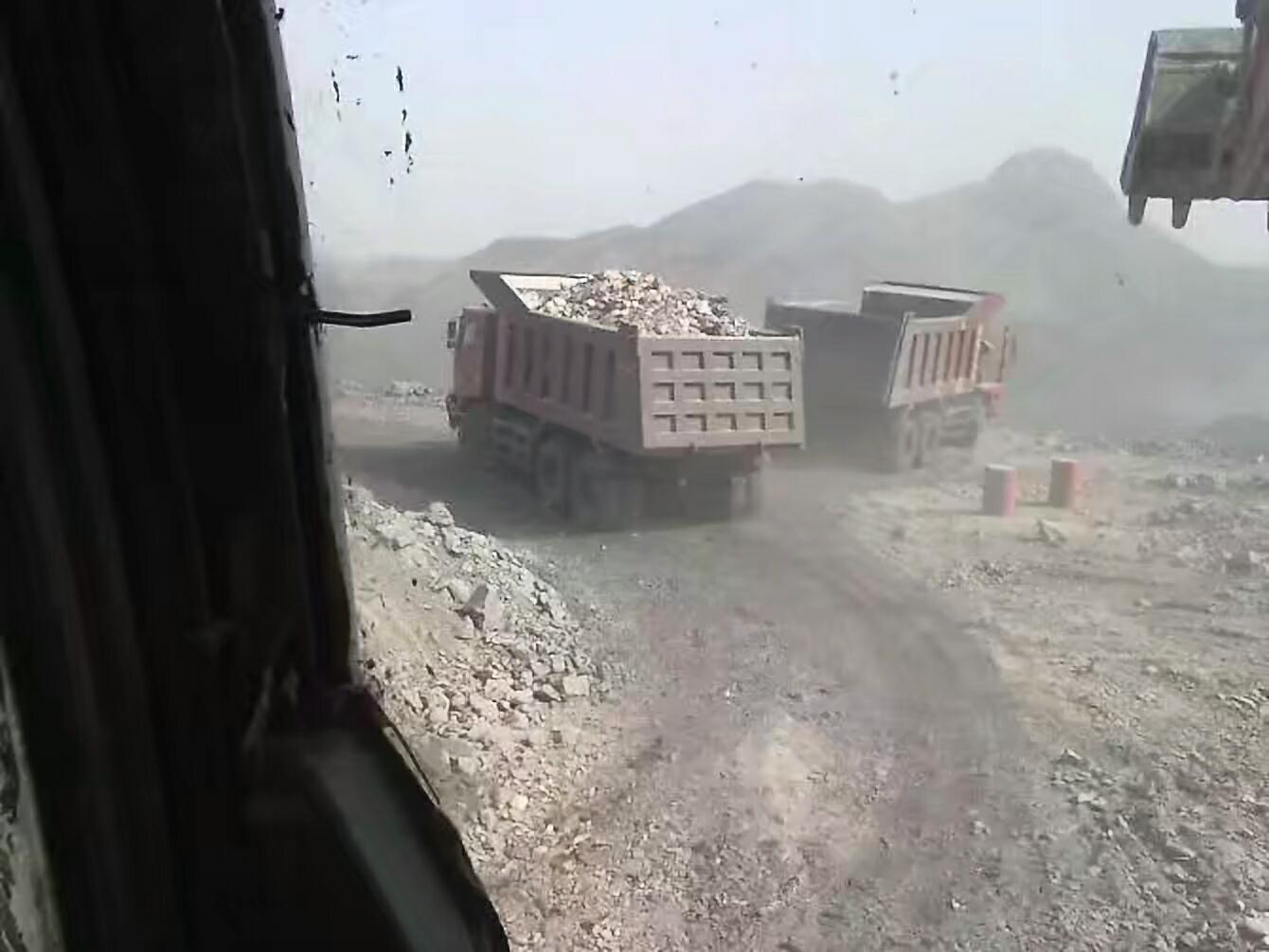 【矿山往事】2011在内蒙煤矿