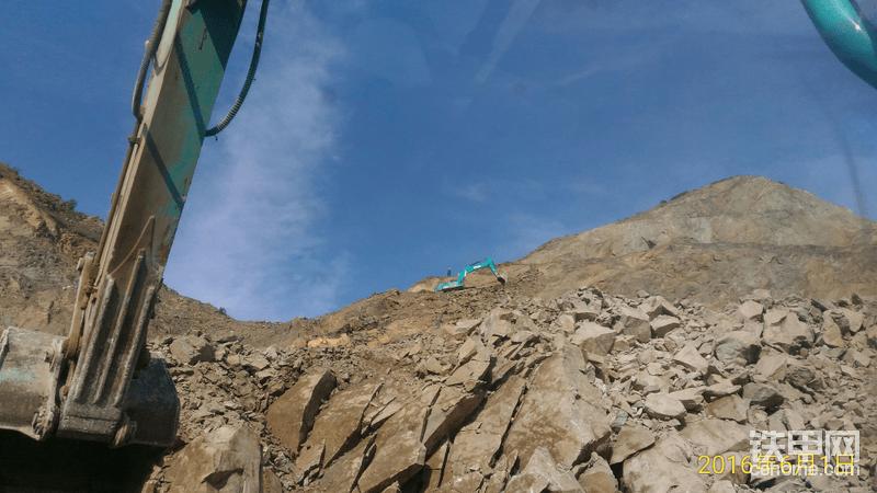 【矿山往事】在矿山开挖机那点破事