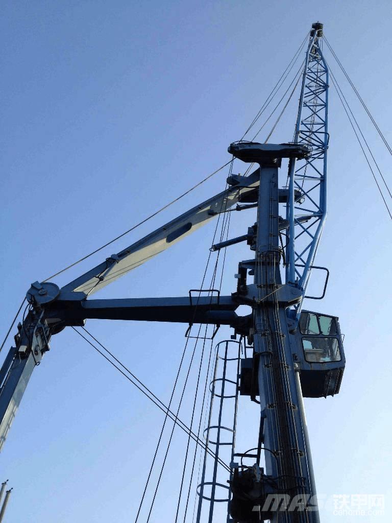 海外靓机:超级吊车