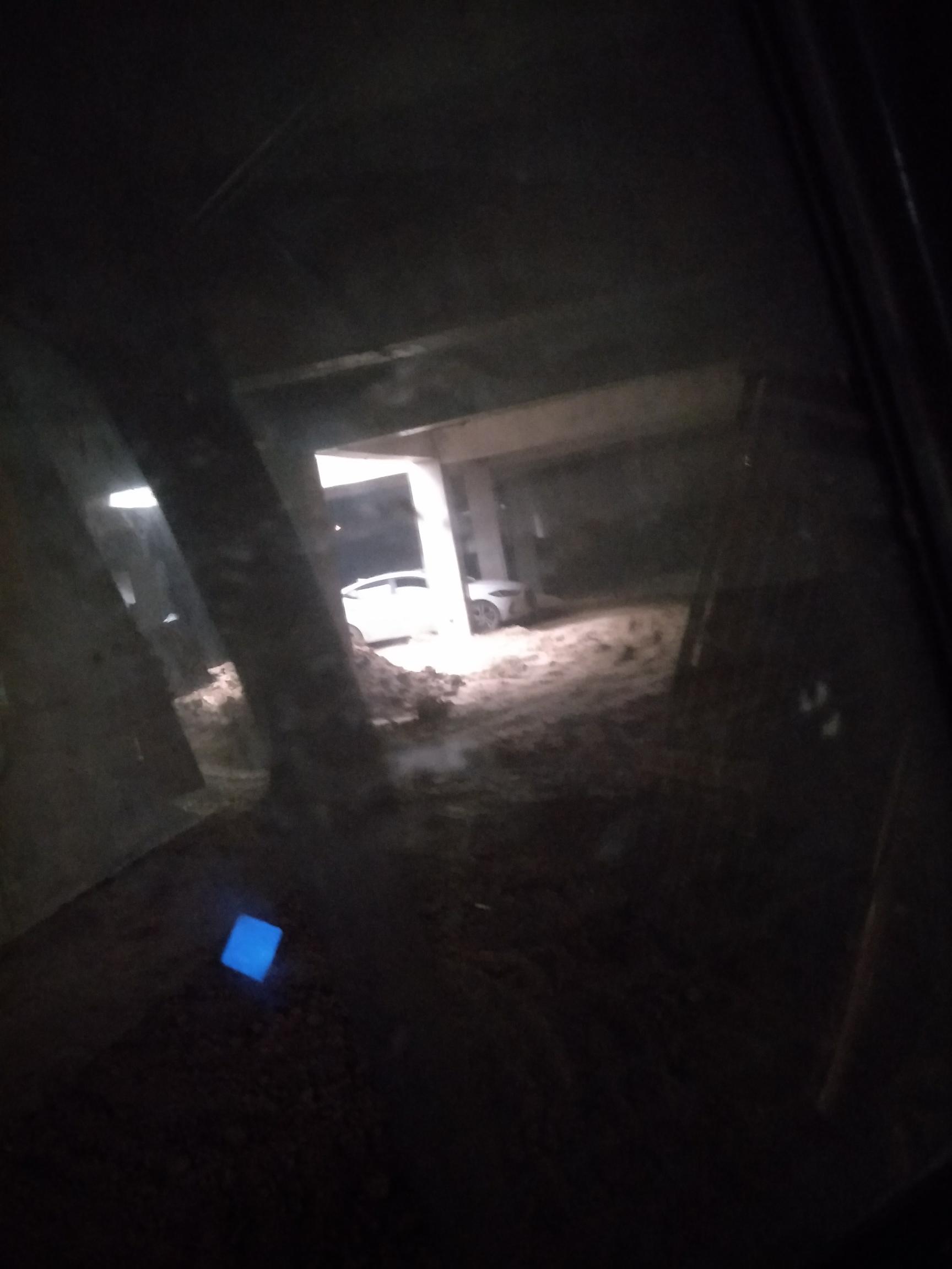 地下车库回填