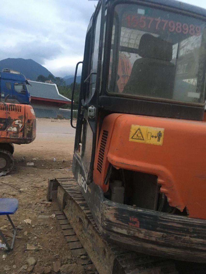 日立 ZX70国产 二手挖掘机价格 19.8万 9800小时