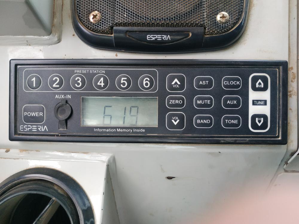 收音机上的时间表怎么调???