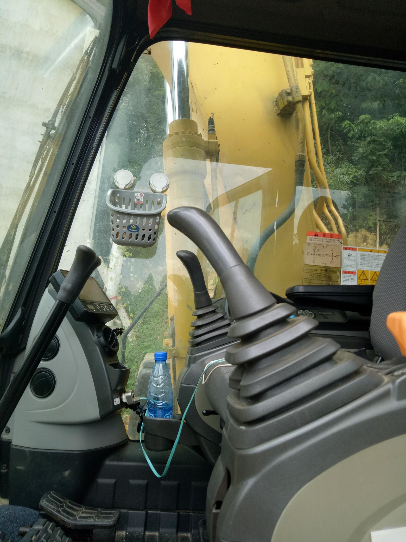 【进口机】之我的住友120A5挖掘机