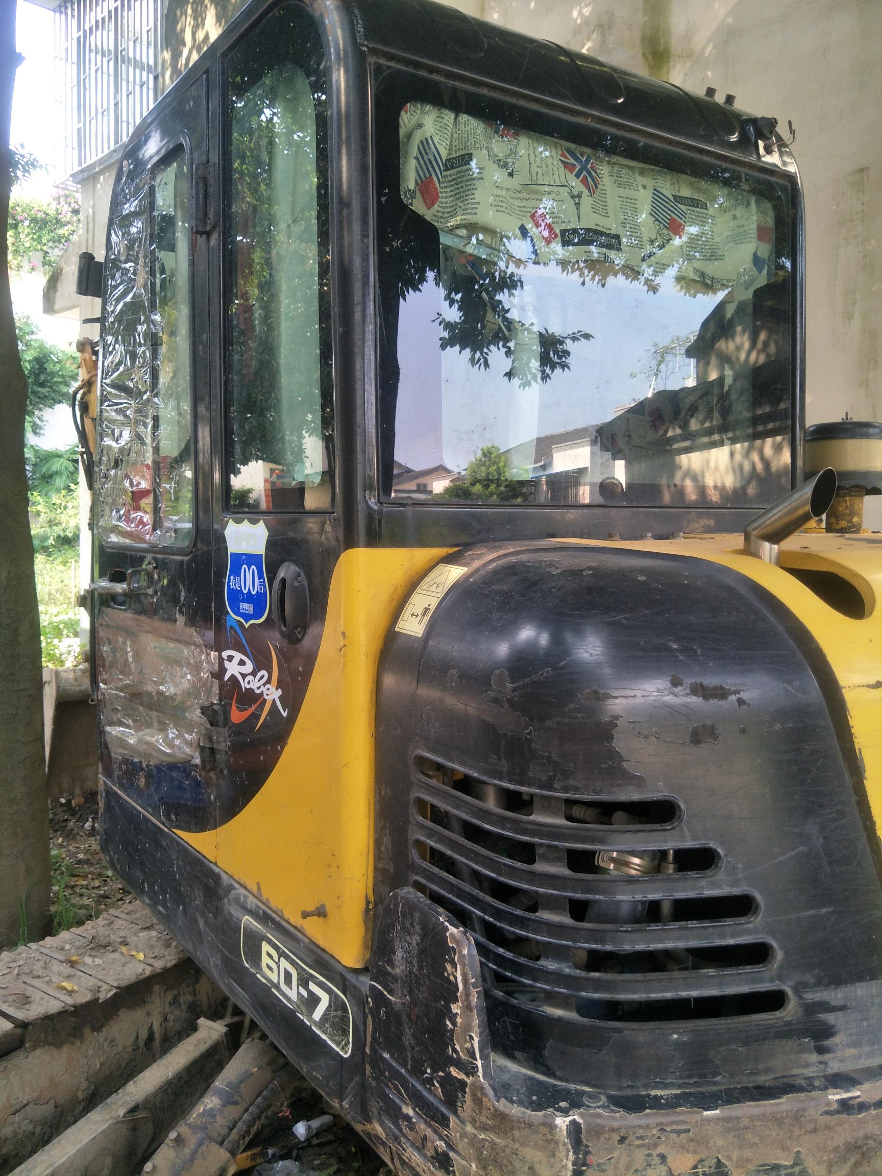 挖机生涯的三年:司机和老板都要爱护挖机,这是最基本的