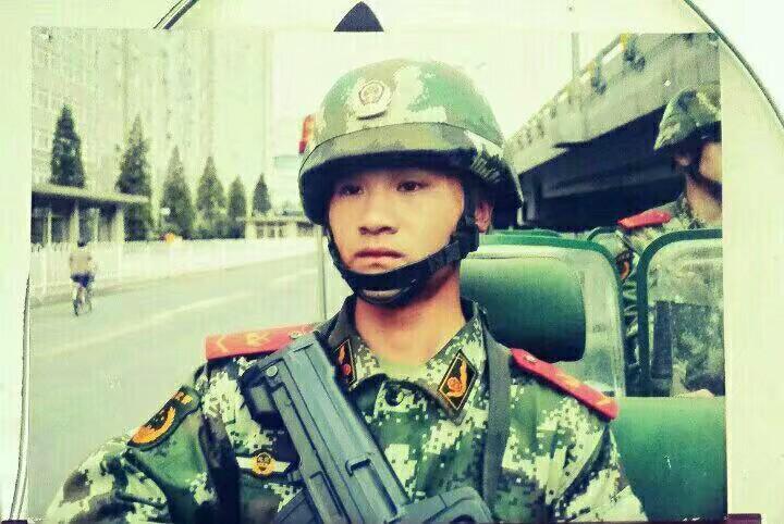 【致敬最可爱的人】我曾经也是一名解放军战士
