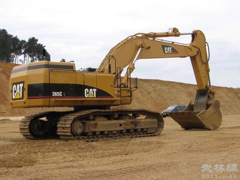 【设备推荐之工况篇】在矿山开了7年的卡特336D,行走还是那么快