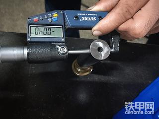 继续更新!CAT 336液压泵维修测试全过程