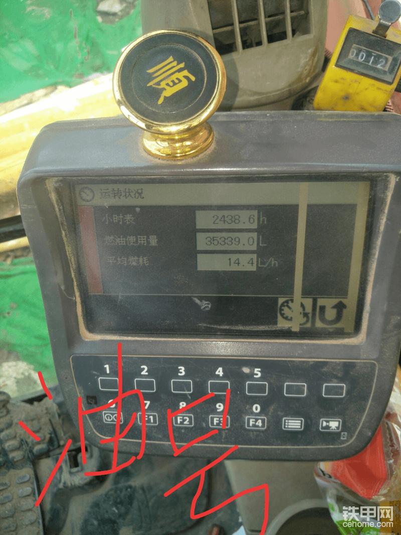 各种工况都有的平均油耗