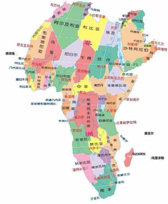 卡特彼勒全球代理商之非洲八大代理商