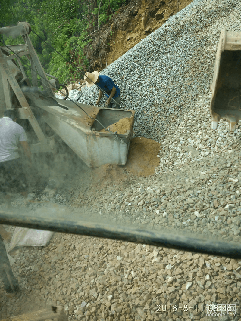 挖机配料-帖子图片