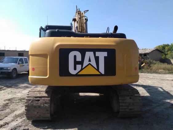 CAT323D2L。我的致富好帮手,附使用报告。