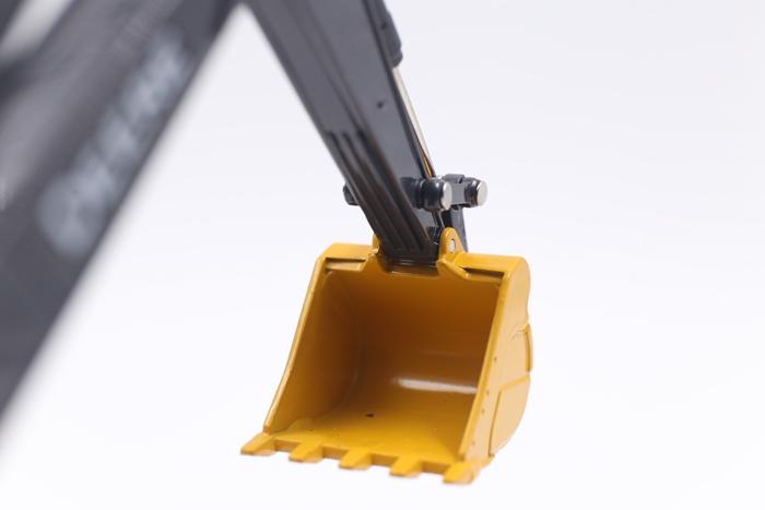 1:50约翰迪尔E 360LC挖掘机模型