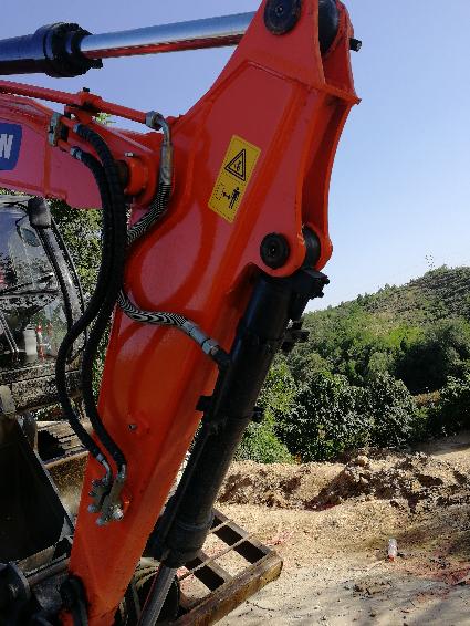 万豪挖掘机 90型履带挖