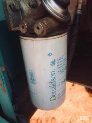 【我的铁甲日记第十天】更换神刚yn11-200柴油手油泵