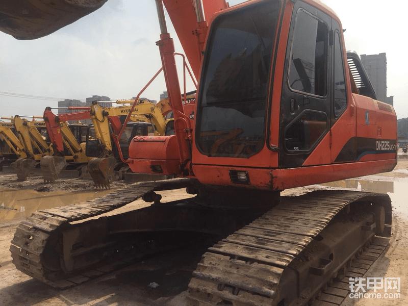 二手挖掘機斗山225—7,斗山二手挖掘機-帖子圖片