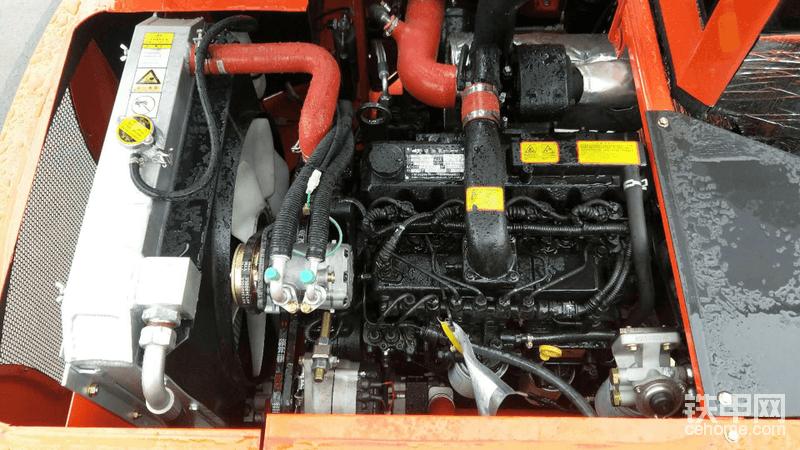 最新款玉柴高压共轨发动机