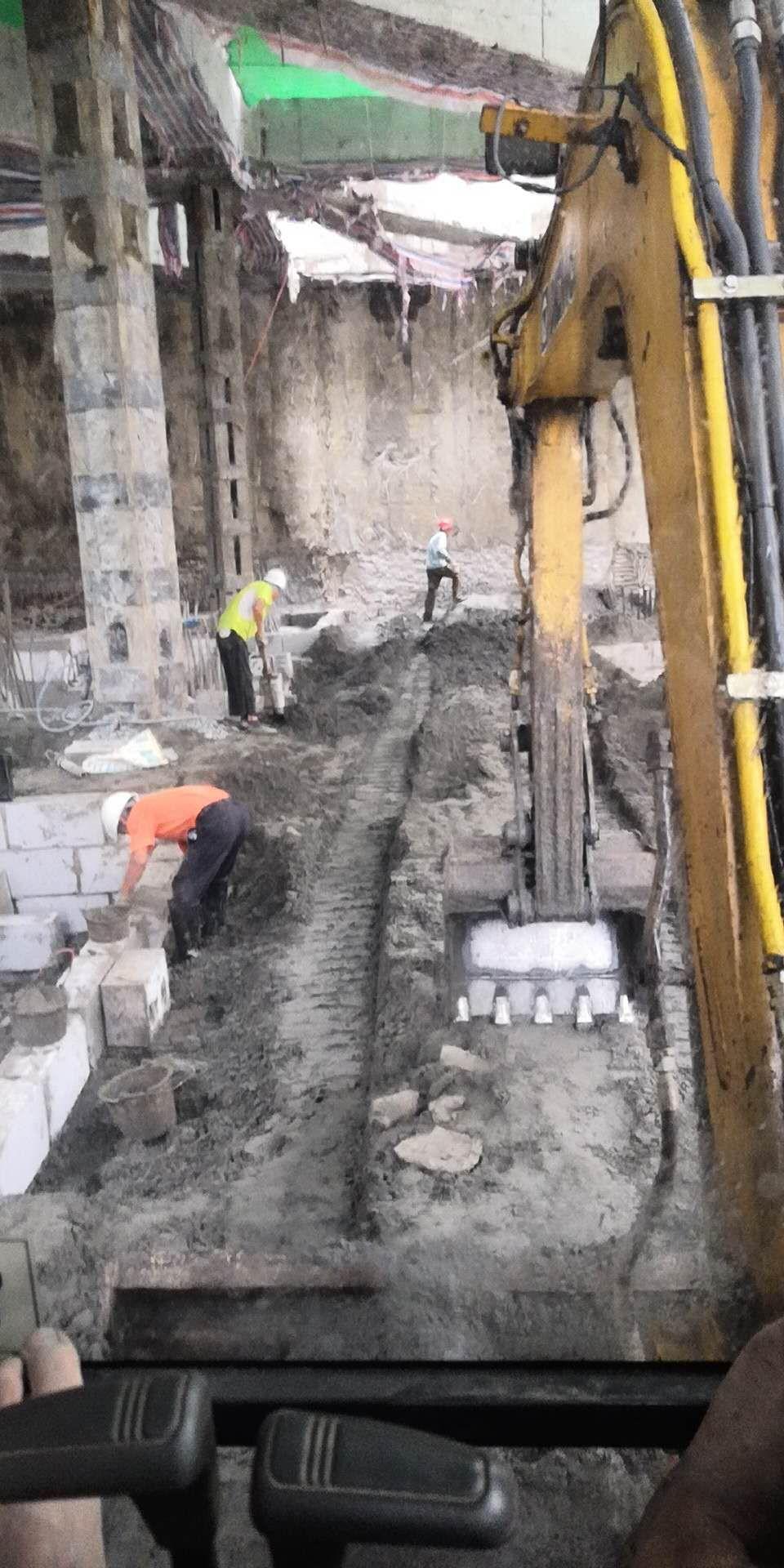 给公司开挖机二三事(5):终章-江湖路远,后会无期。