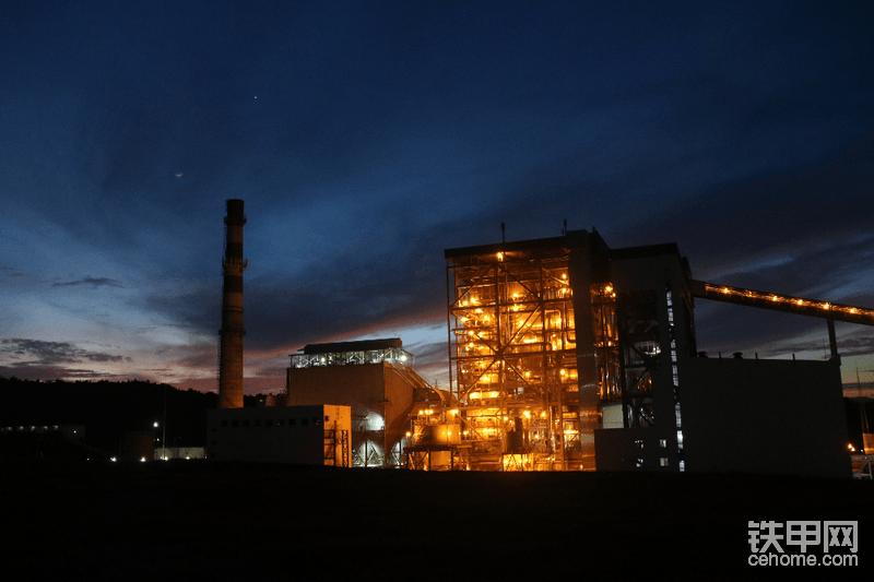 中国能源集团建设的菲律宾电站