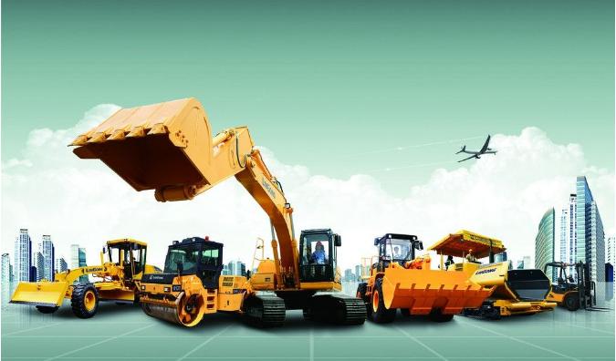 谁能抵挡你的美-挖机修理工人