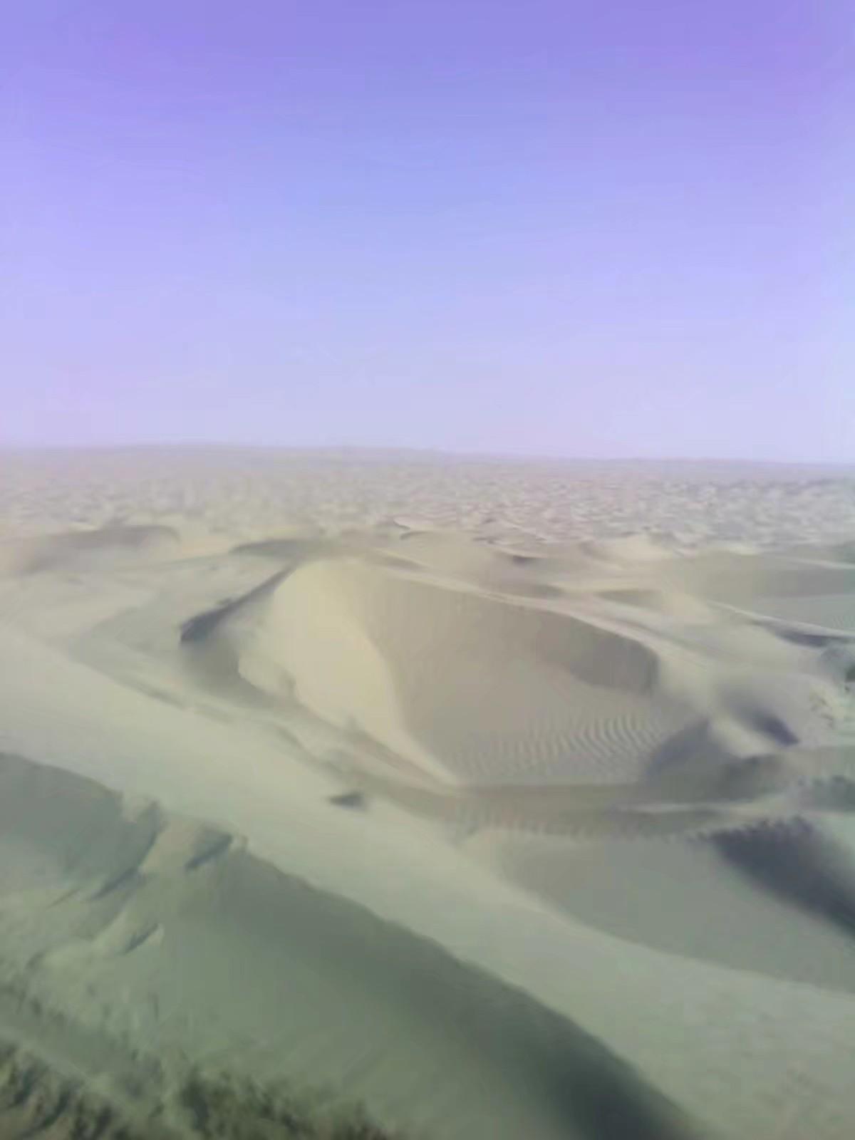 【建设伟大祖国】征战死亡之海 塔克拉玛干沙漠 石油之海