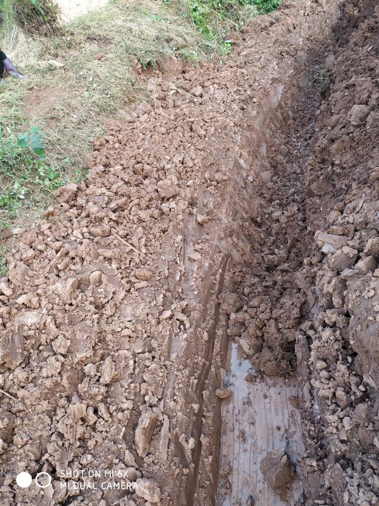 《我的铁甲日记第二十八天》结束上个工地,回来继续挖水渠