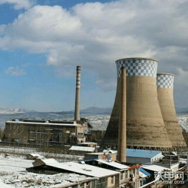 国营五四一电厂 昔日风采