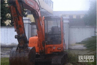 【被盗经历】单位挖机找到了