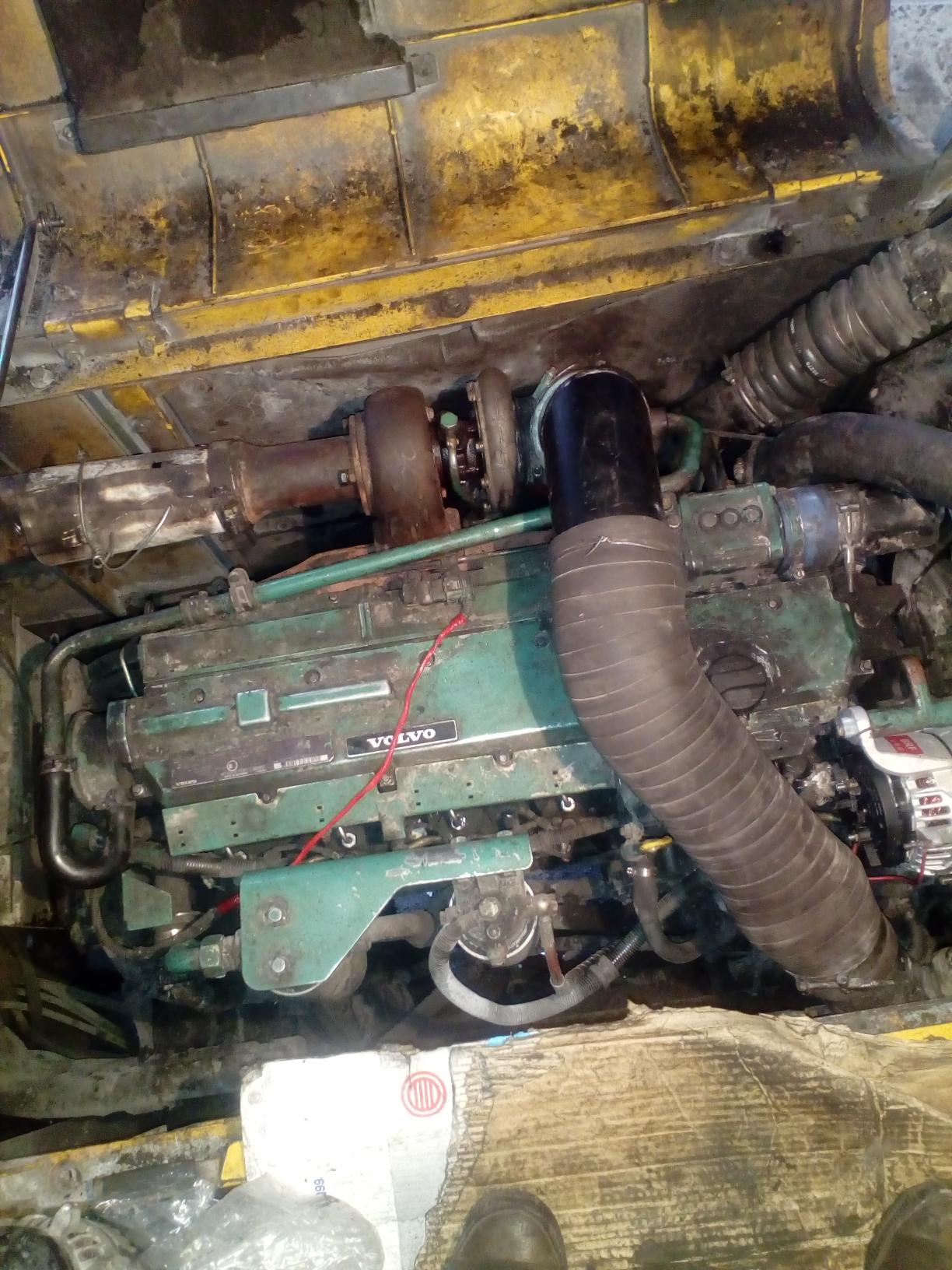 修理发动机之随笔。