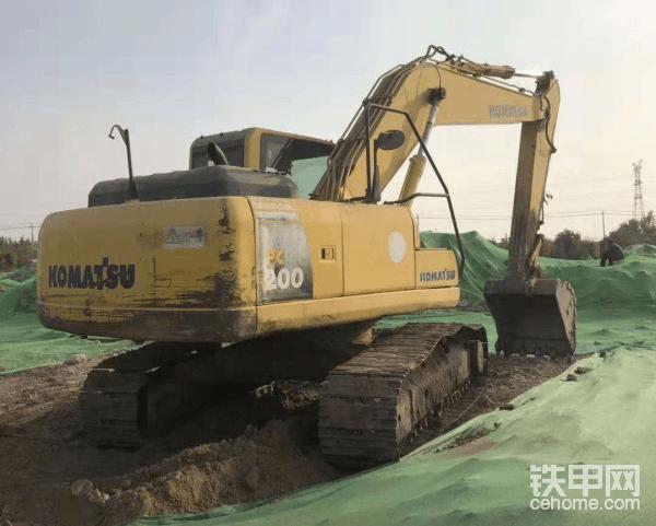從新源75到寶鼎的80,國產輪式挖掘機使用心得-帖子圖片