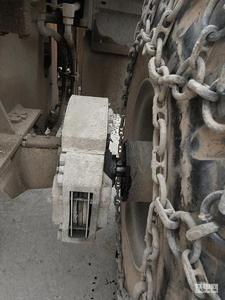 【维修往事】龙工855轮边支撑轴折断维修记