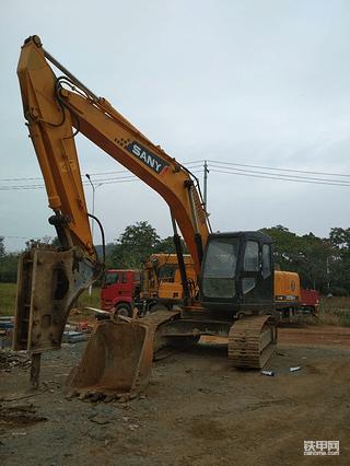 【维修往事】聊聊往事现在对挖机出租的看法