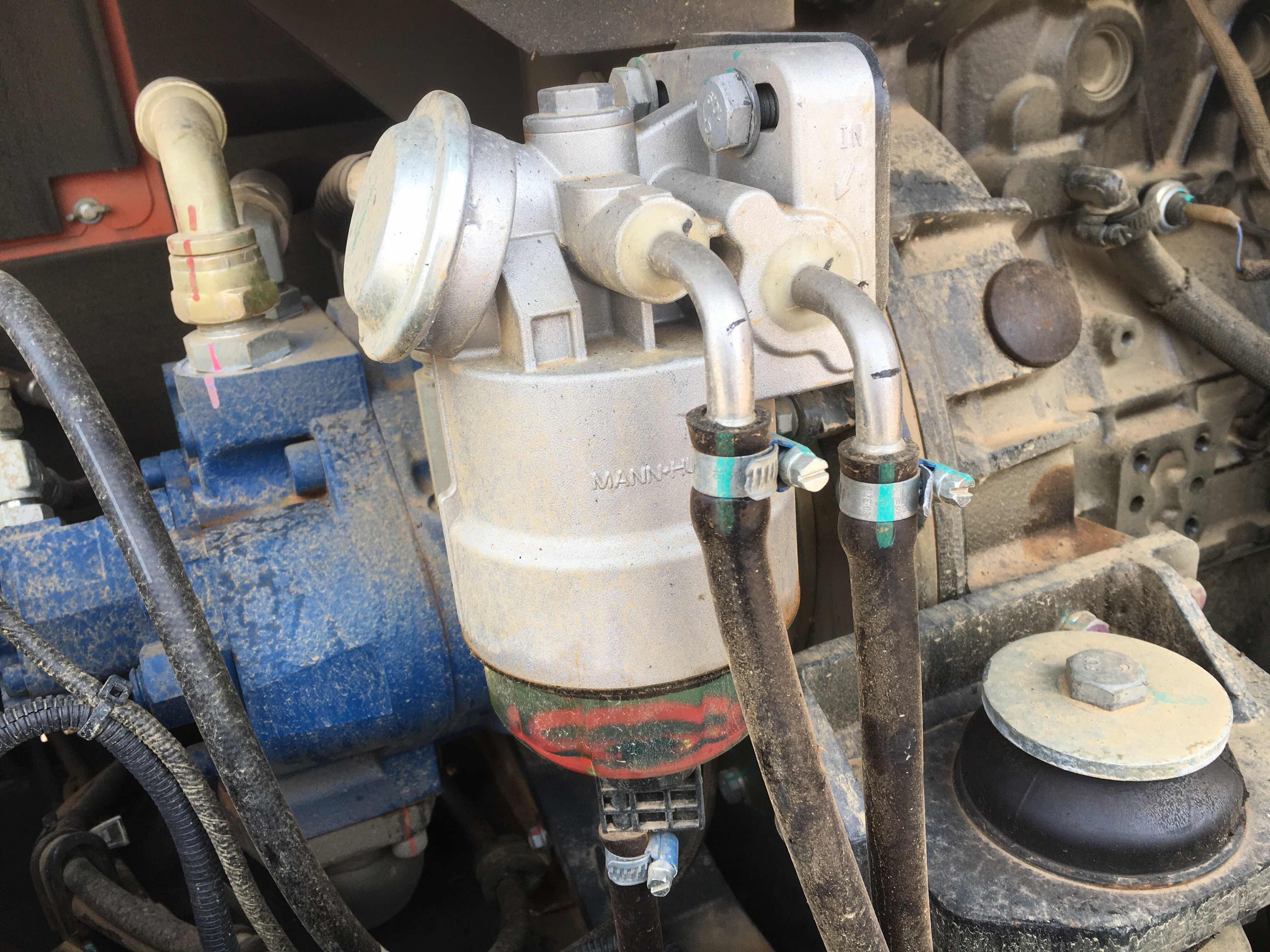 这个是油水分离器吗?