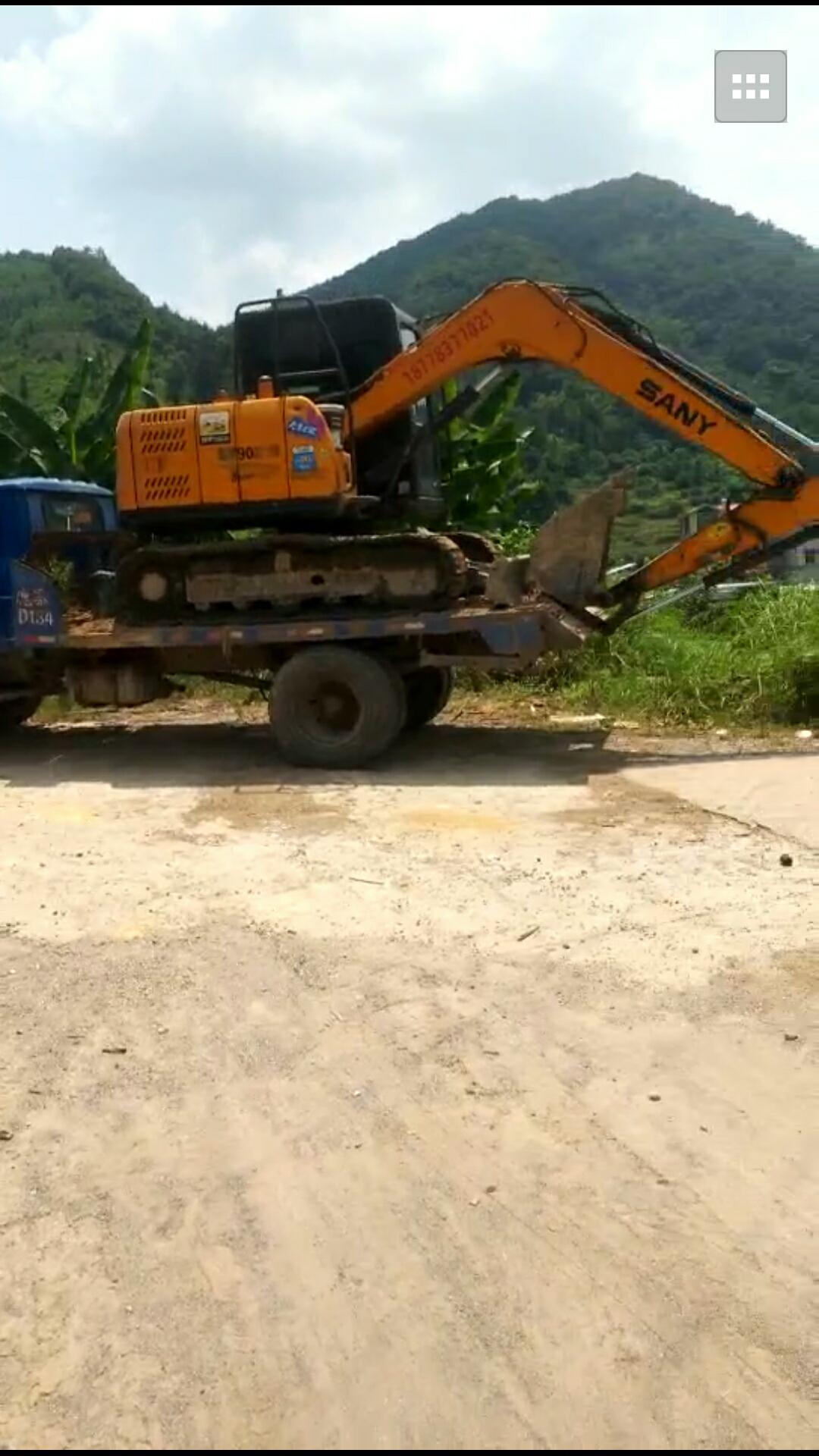彻底的退出挖机行业