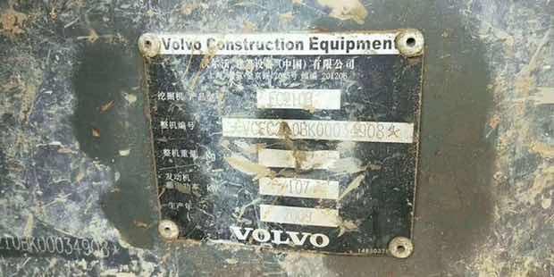 经典沃尔沃210b出售