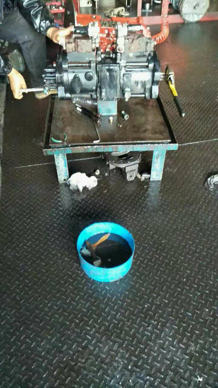 神钢泵、阀维修